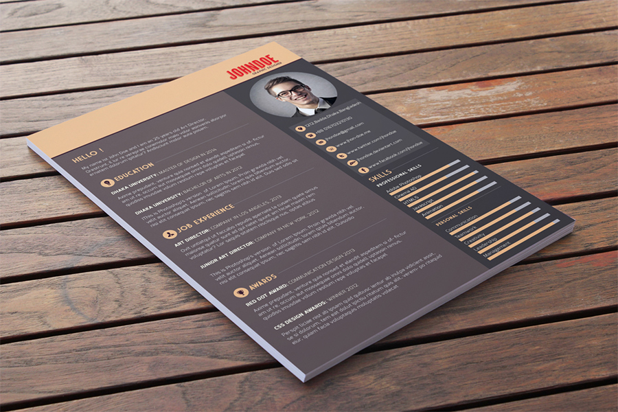 free resume templates at create a free resume in minutes download and save as microsoft word or pdf document this free template gives you guidelines on - Make A Free Resume And Save It
