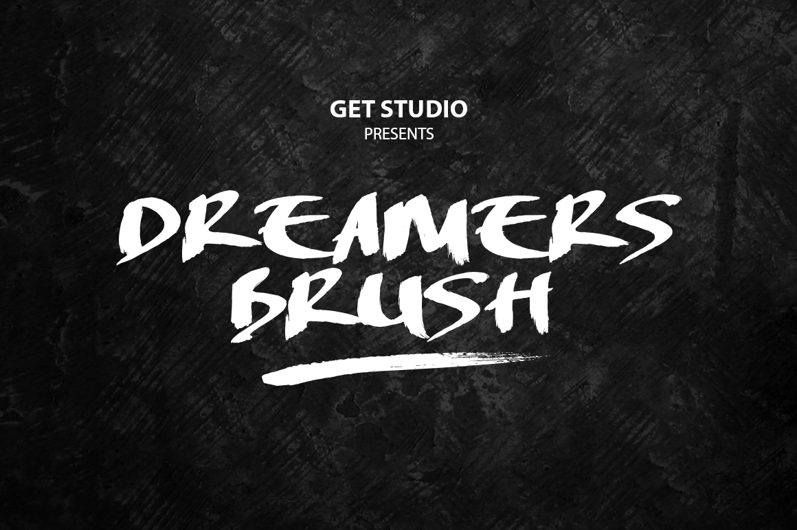 Dreamers-Brush