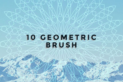 Free - Geometric Brush