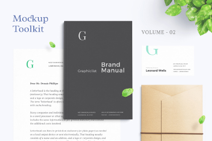 Free Mockup Toolkit Vol-02