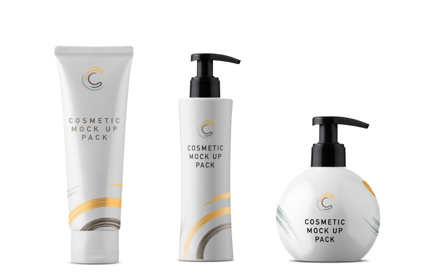 Cosmetic Packaging Mockups Free Design Resources