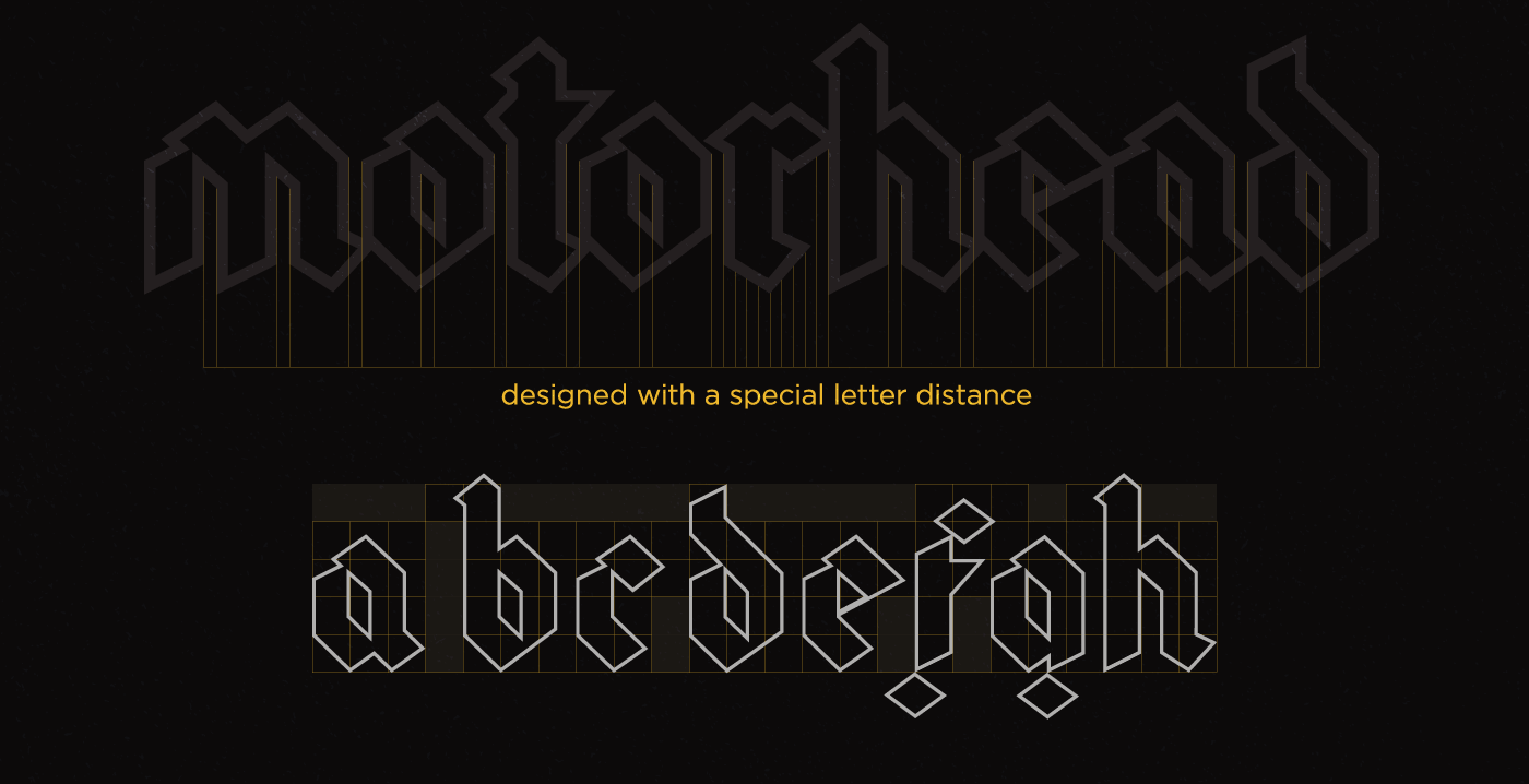 Gothic Modern Free Typeface