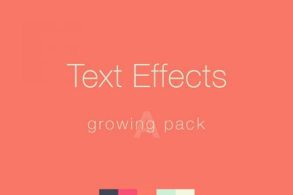 Free Photoshop Text Effects Pack thumb