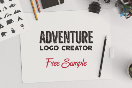 Logo Creation Kit Camping Edition Free Demo