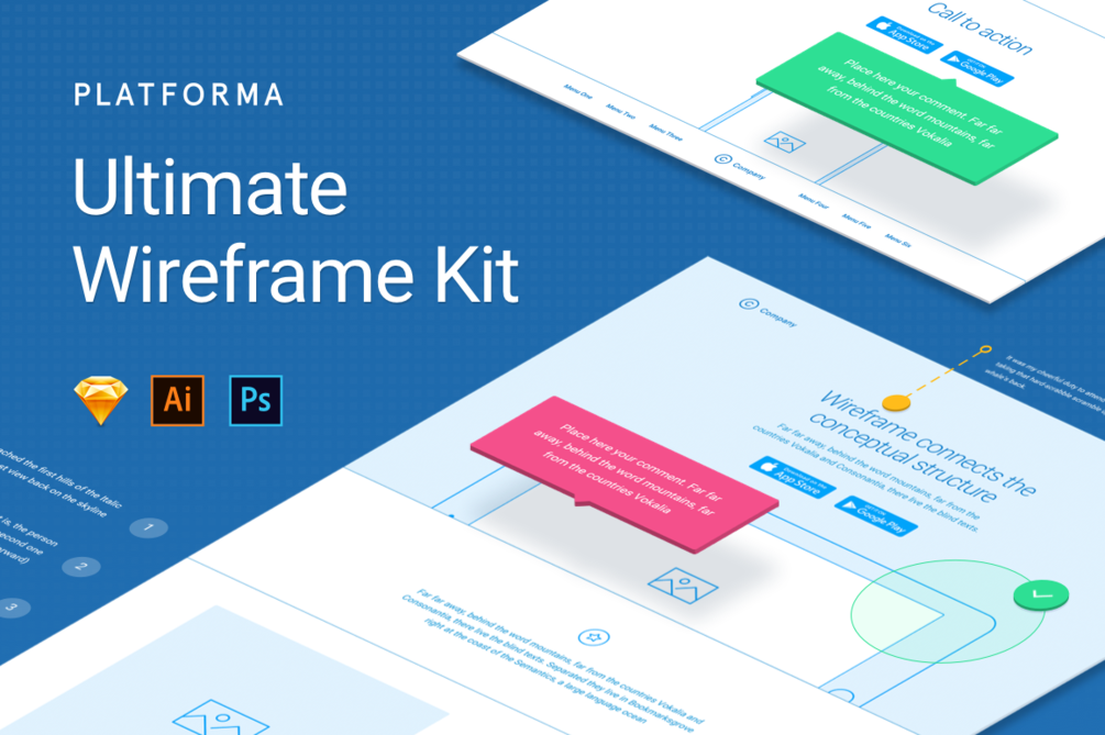 Platforma Website Template Free Demo