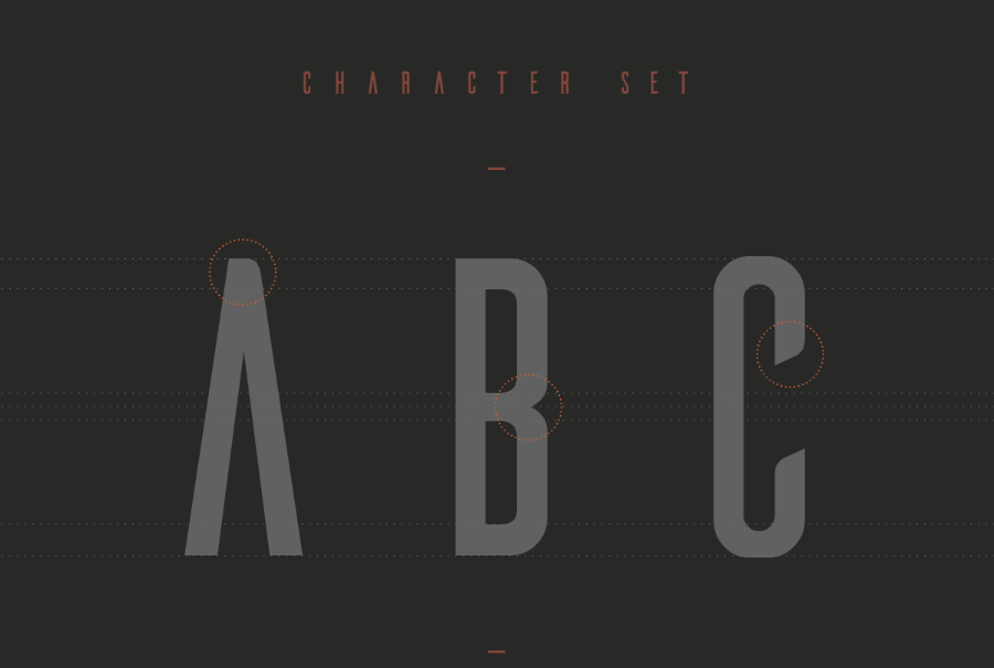Ailerons Display Free Typeface