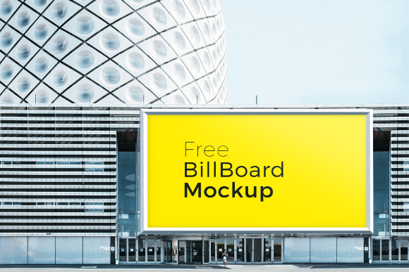 Image for Free Poster and Billboard Mockups - Free Design Resources