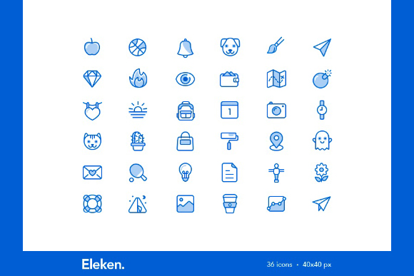 36 Free Miscellaneous Icons
