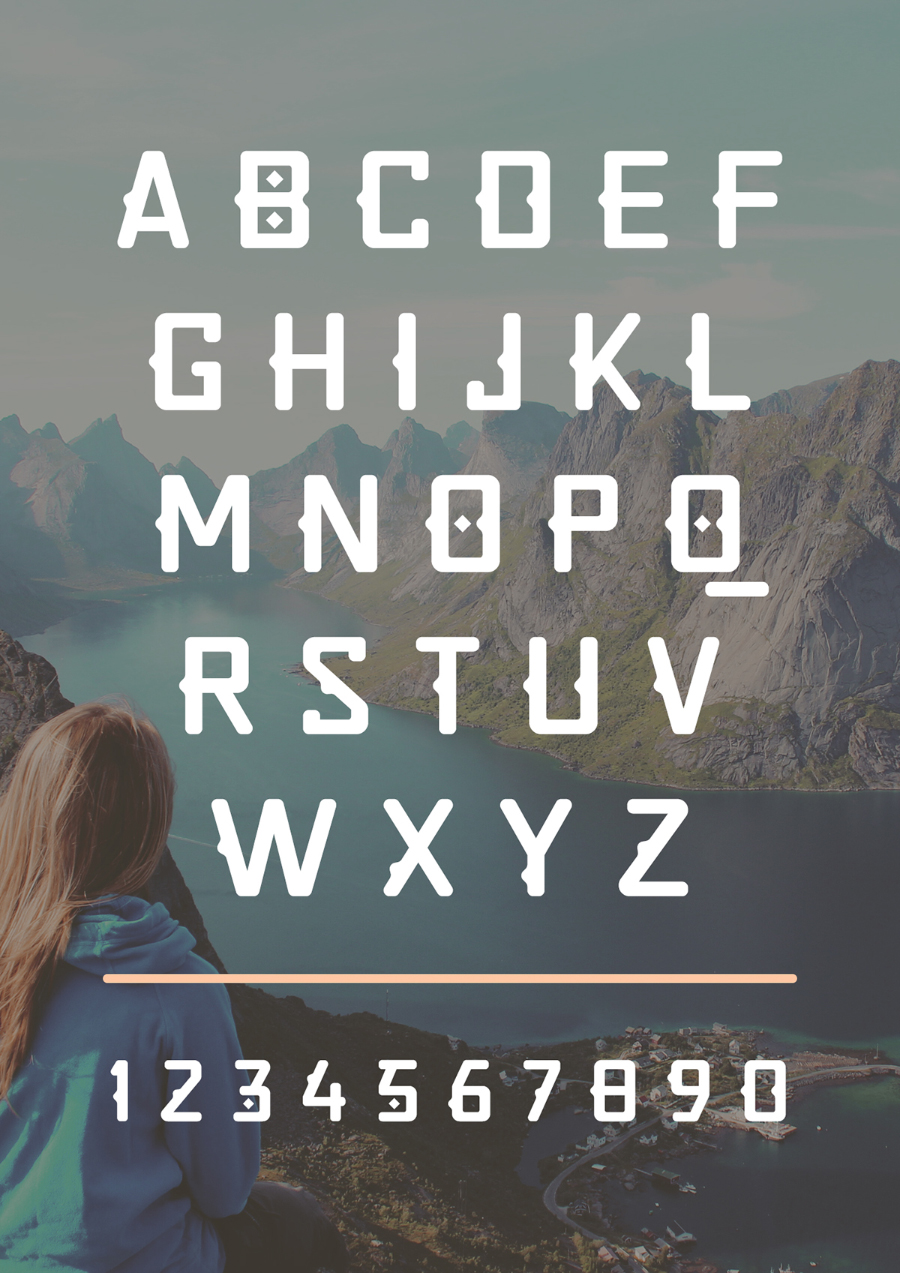 Quirko Display Free Typeface