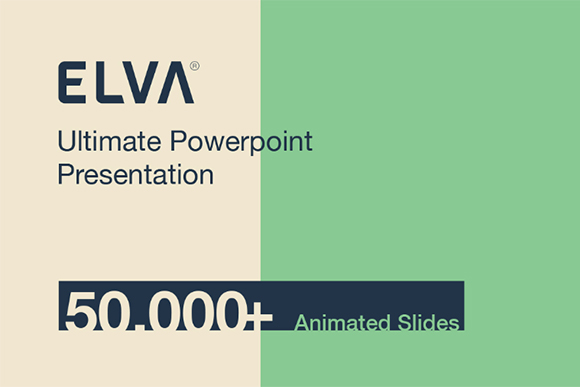 Elva Free Powerpoint Presentation Template
