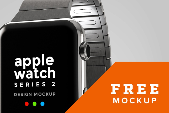 Apple Watch Design Mockup