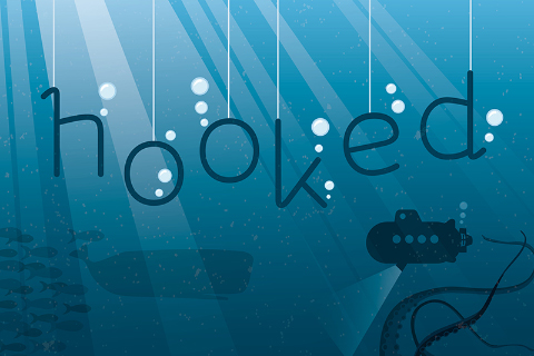 Hooked Display Free Typeface