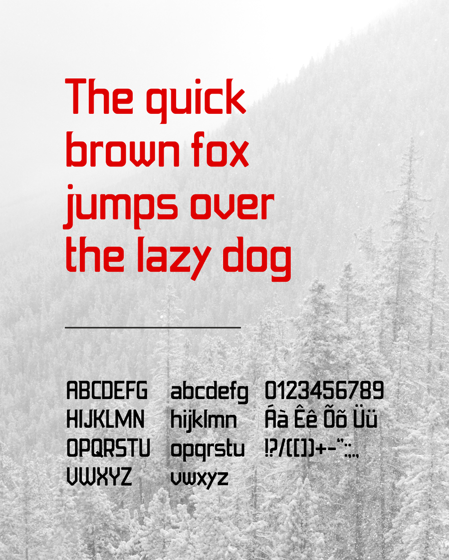 Foxy Display-Sans Free Font