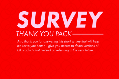 Free Survey Pack Elements