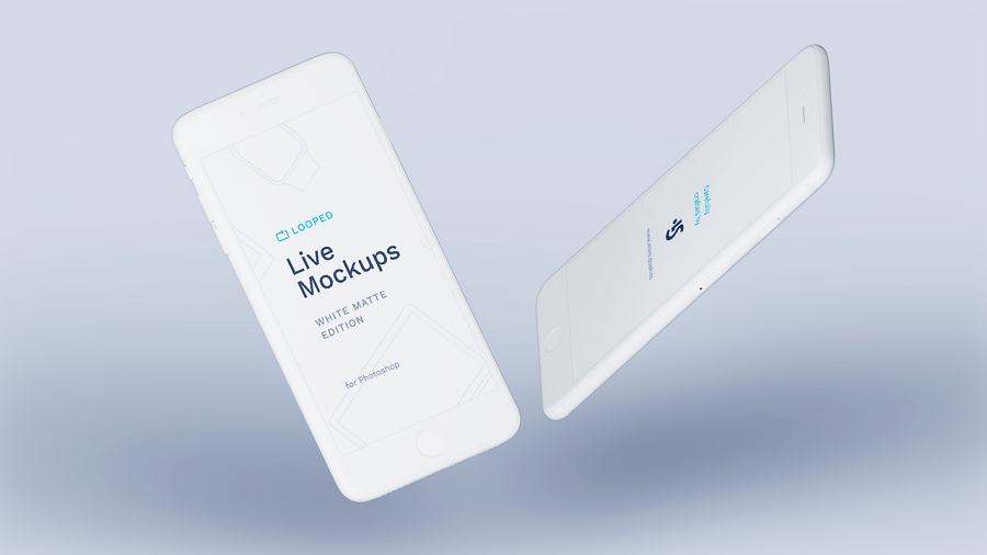 8 Free Apple Devices Mockups