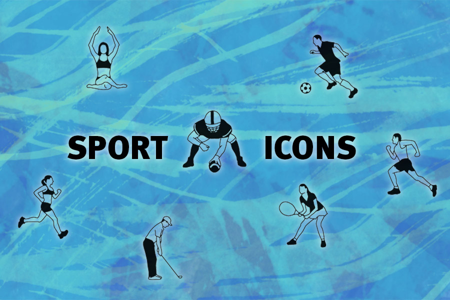 Free Sports Vector Iconset