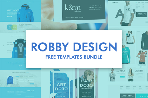 Free PSD Templates Bundle