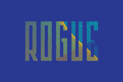 Rogue Display Free Typeface