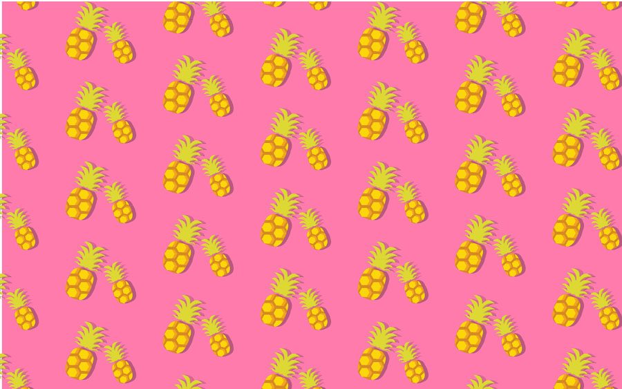 Free Vector Fruit Patterns