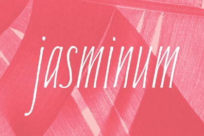Jasminum Display Free Typeface