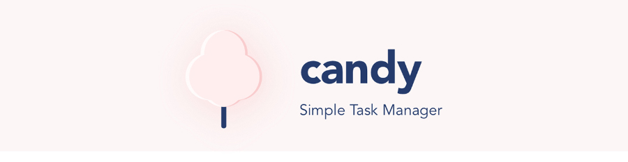 Candy Task Manager UI Kit