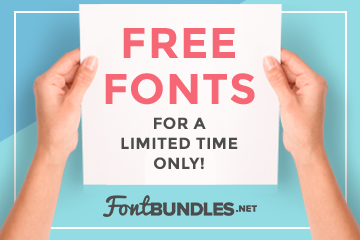 Free Font of The Week