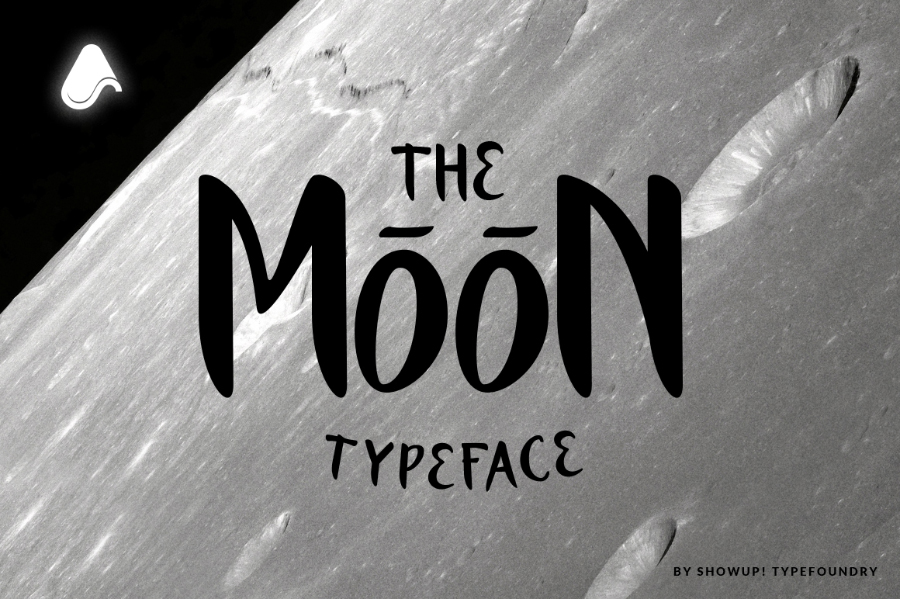 The Moon Free Typeface