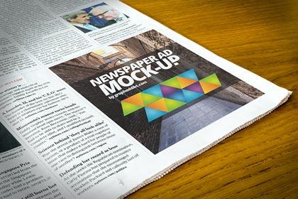 free-newspaper-advert-mock-up
