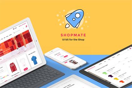 Shopmate UI Kit