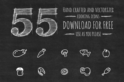 handdrawn-cooking-icons-set