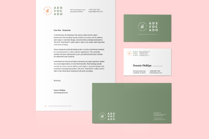 Printable Stationery Template