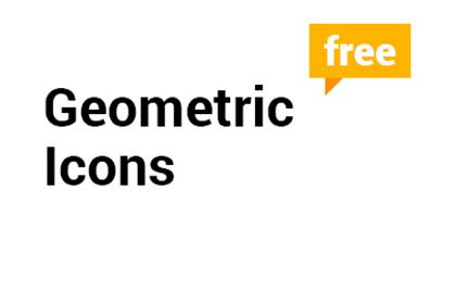 Free Geometric Icons