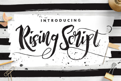 Rising Brush Free Demo