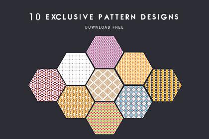 10 Exclusive Pattern Design