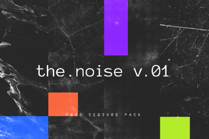 The Noise - Free Texture Pack
