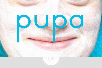 Pupa - Free Font