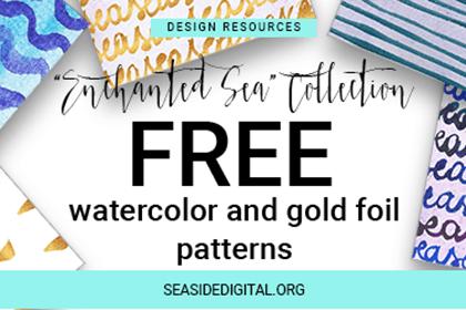 Enchanted Sea Patterns Free Samples