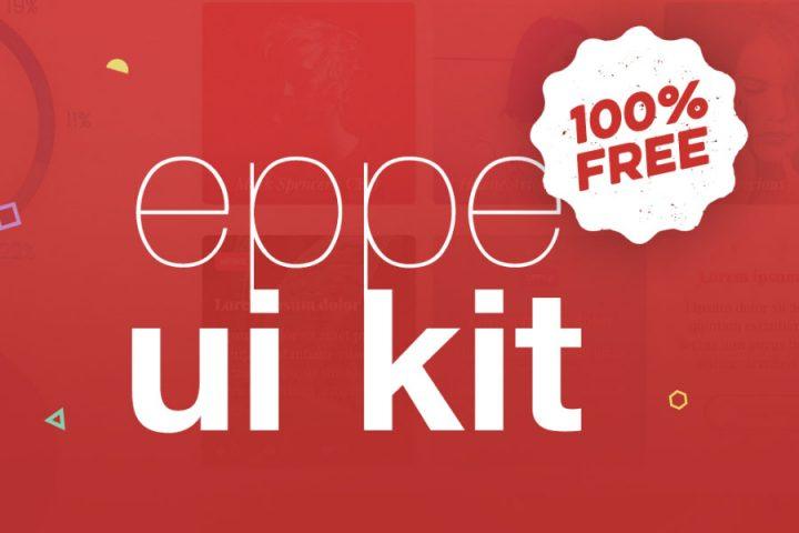 Eppe UI Kit Free Demo