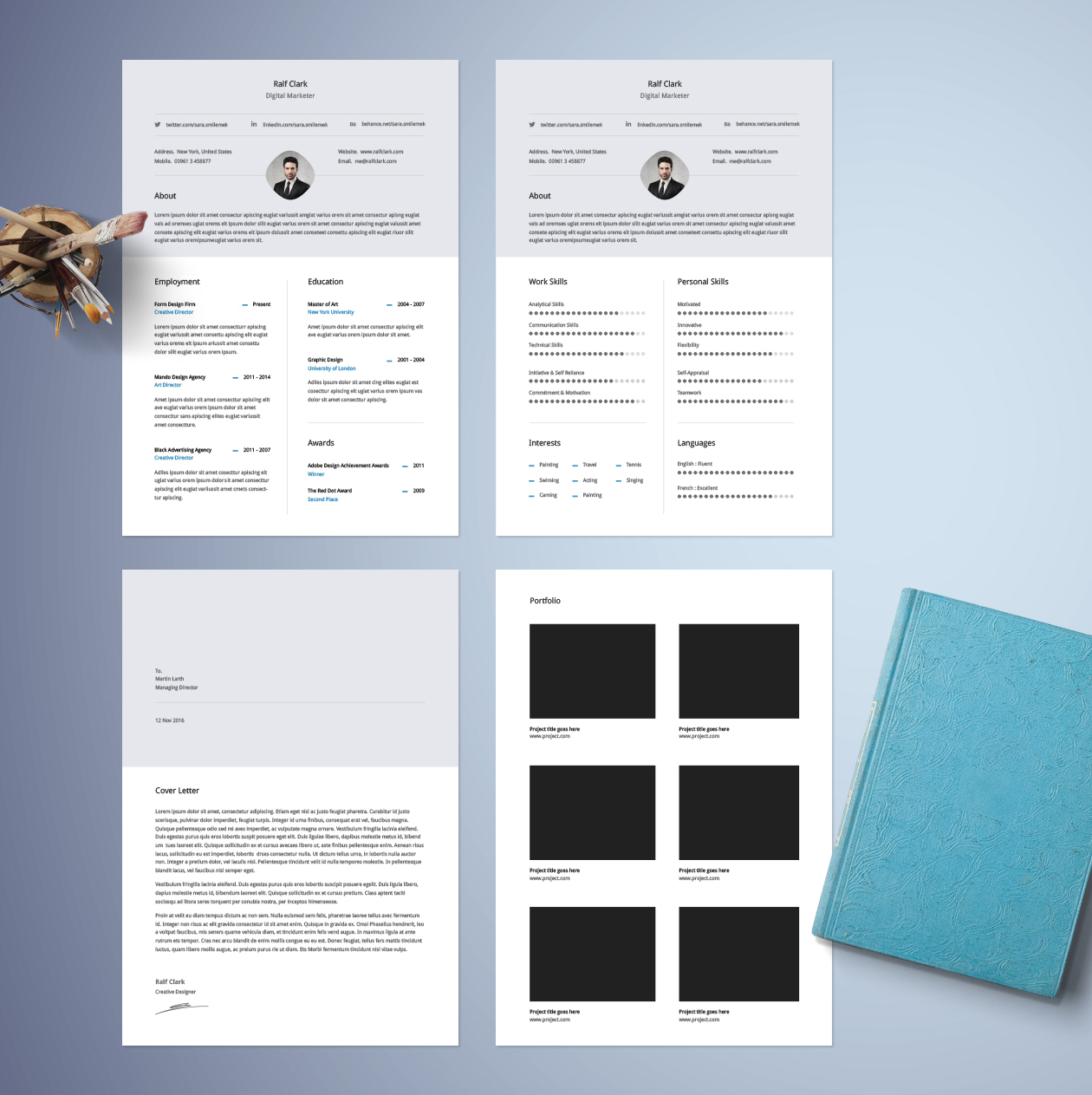Free Classy Resume Template Free Classy Resume Template