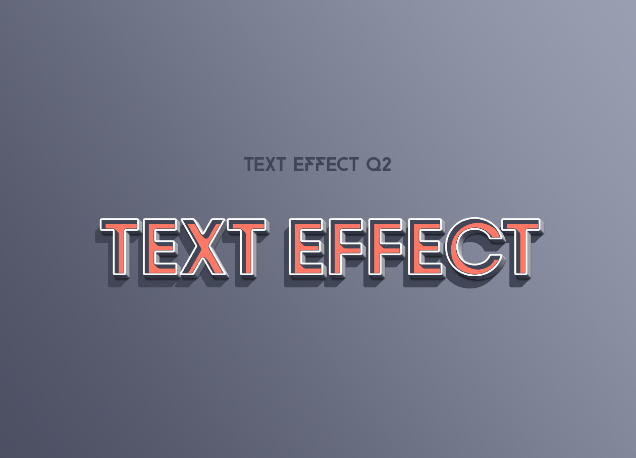 Free Photoshop Text Effects Pack