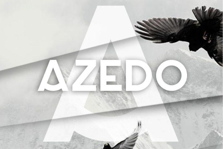 Azedo Typeface Free Demo