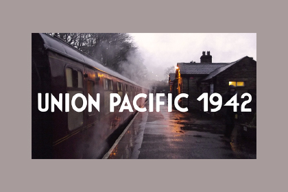 Union Pacific 1942 Free Font