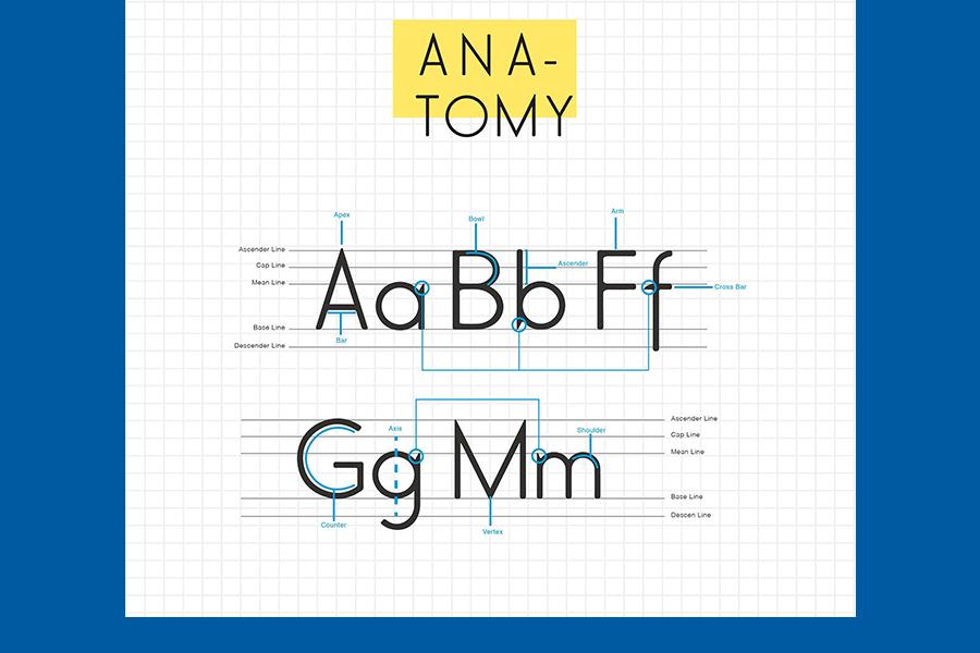Das Gitter Free Typeface