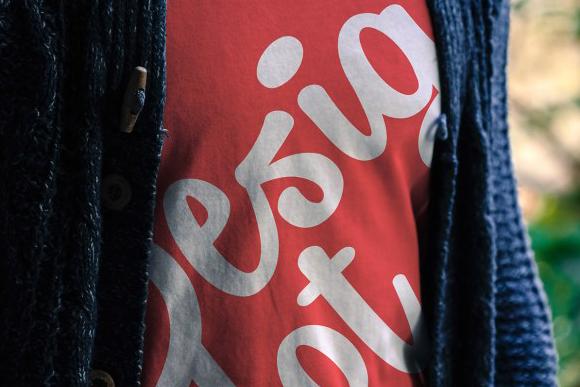 Male Model Free T-Shirt Mockups