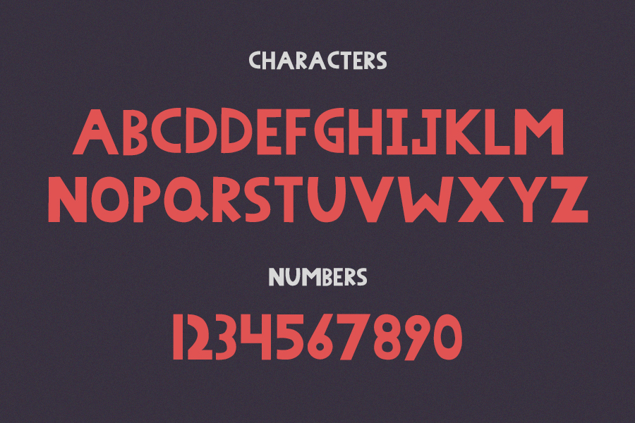 Peenu Hand-Knitted Typeface