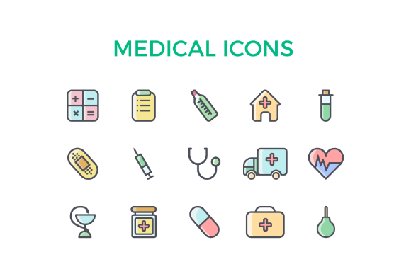 Free Healthcare Vector Icons