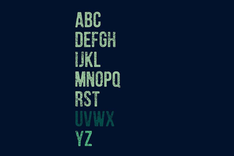 Humger Display Free Typeface