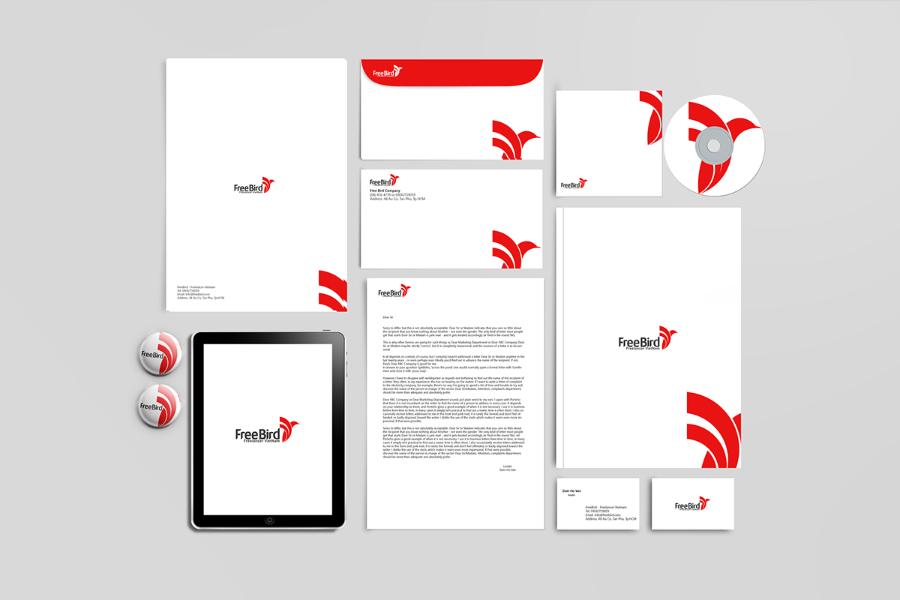 5 PSD Branding Mockups
