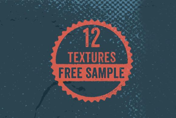 12 Texture Bundle Free Sample