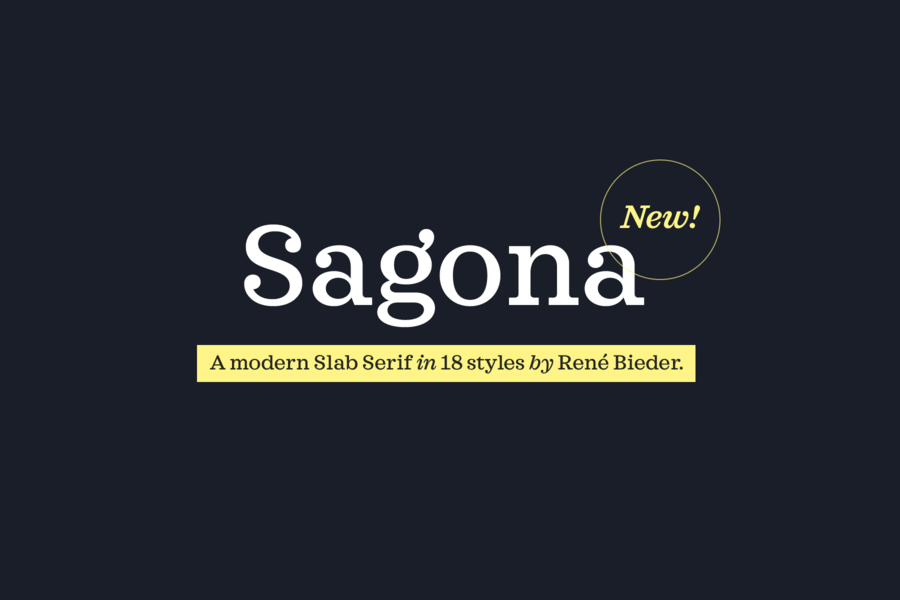 Sagona Typeface Free Demo